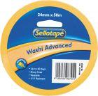 Sellotape Washi Advance Masking Tape
